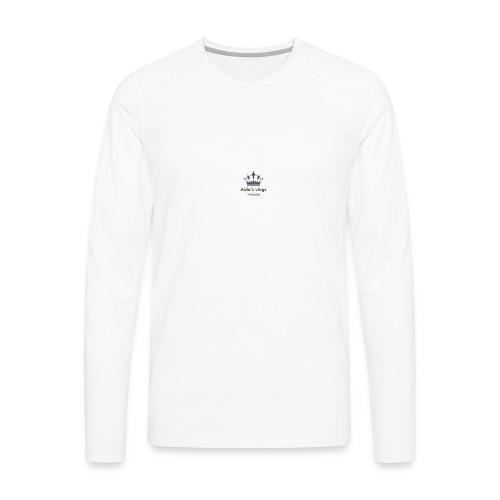 4FDBDDF1 93DD 4A4D 87D7 78FD2F50BF64 - Men's Premium Long Sleeve T-Shirt