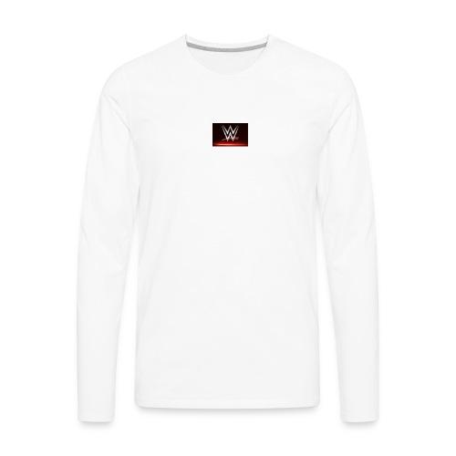 wwe - Men's Premium Long Sleeve T-Shirt