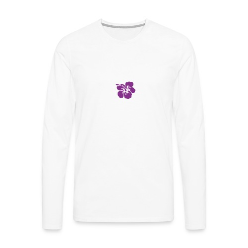 Flowersglow - Men's Premium Long Sleeve T-Shirt