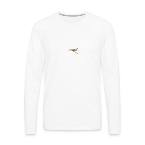 Don't get goxed - Men's Premium Long Sleeve T-Shirt