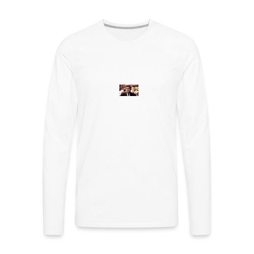 john - Men's Premium Long Sleeve T-Shirt