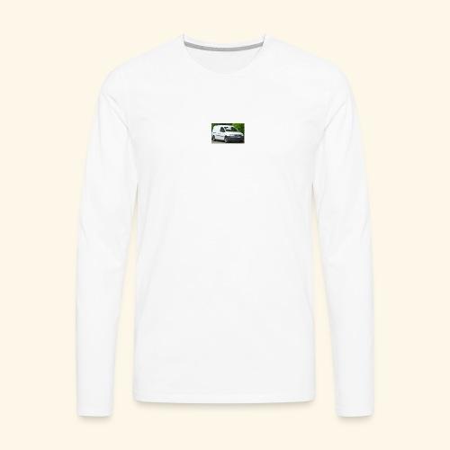 vwcaddz - Men's Premium Long Sleeve T-Shirt