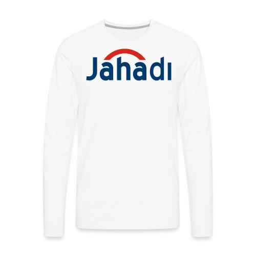 JustHadi - Men's Premium Long Sleeve T-Shirt