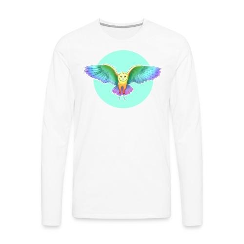 TinyEllyOwl - Men's Premium Long Sleeve T-Shirt