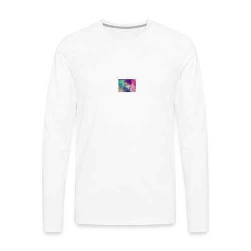hope - Men's Premium Long Sleeve T-Shirt