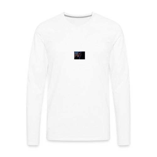 sheldon evans - Men's Premium Long Sleeve T-Shirt