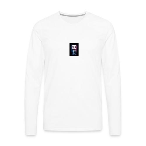 Fsociety Elliot - Men's Premium Long Sleeve T-Shirt