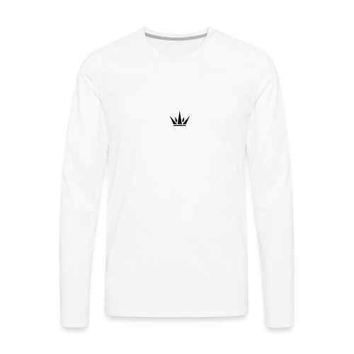 DUKE's CROWN - Men's Premium Long Sleeve T-Shirt