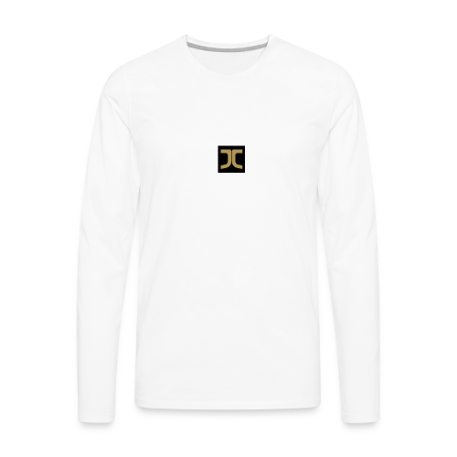 Gold jc - Men's Premium Long Sleeve T-Shirt