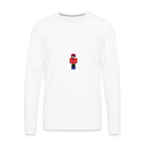 alukprogamer - Men's Premium Long Sleeve T-Shirt