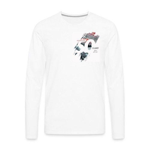 Datsun Sports Nationals 2017 - Men's Premium Long Sleeve T-Shirt