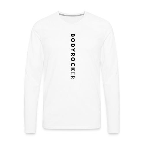 BRer Vertical - Men's Premium Long Sleeve T-Shirt