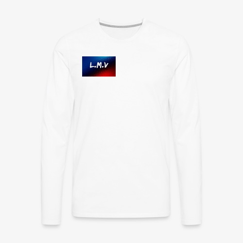1logo - Men's Premium Long Sleeve T-Shirt