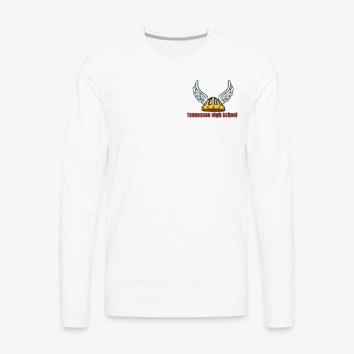 THS Spirit Helmet - Men's Premium Long Sleeve T-Shirt