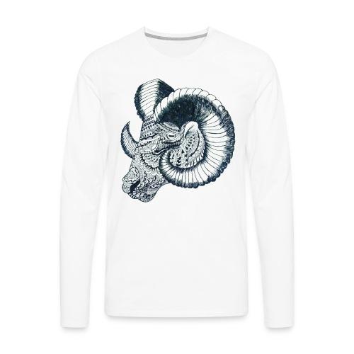 ARIES - Men's Premium Long Sleeve T-Shirt