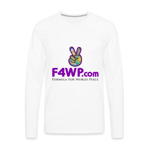 F4WP.com - Men's Premium Long Sleeve T-Shirt
