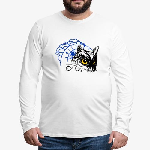 signs - Men's Premium Long Sleeve T-Shirt