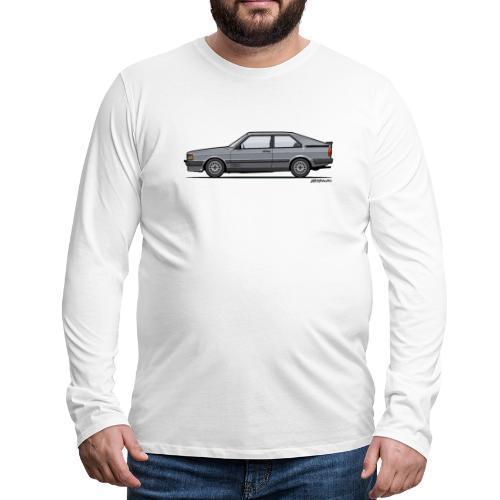 Four Rings Cou B2 GTE Eur - Men's Premium Long Sleeve T-Shirt