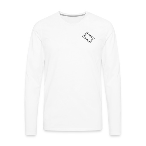 GAMO Simplistic - Men's Premium Long Sleeve T-Shirt