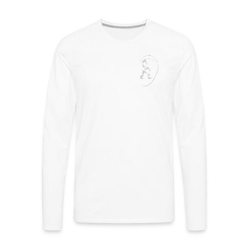Garrett Krebs Logo - Men's Premium Long Sleeve T-Shirt