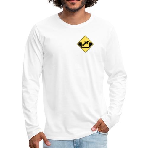 Pothole Studios GTAV Crew Gear - Men's Premium Long Sleeve T-Shirt