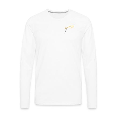 Townsend Sport Logo - Men's Premium Long Sleeve T-Shirt
