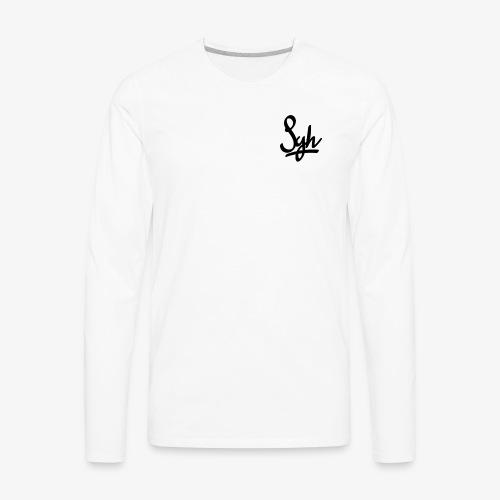 B2D7158F 3826 47F7 99EB 4653450DBDFC - Men's Premium Long Sleeve T-Shirt