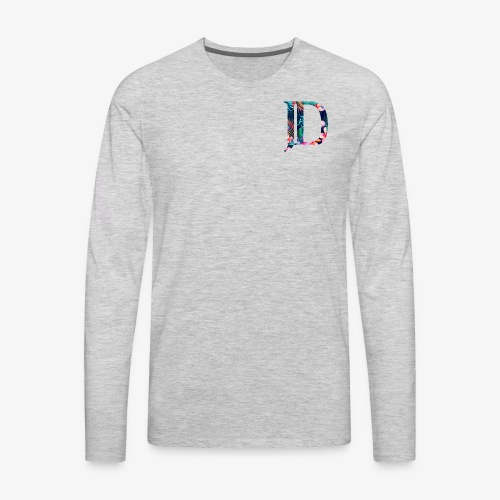 DakeJeitz 2.0 - Men's Premium Long Sleeve T-Shirt
