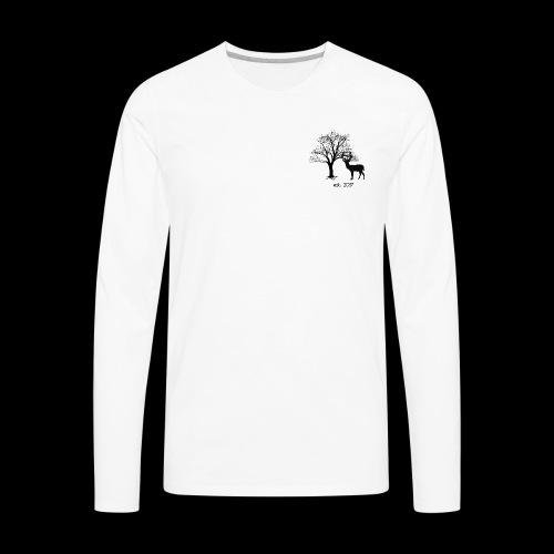 Forest Design - Men's Premium Long Sleeve T-Shirt