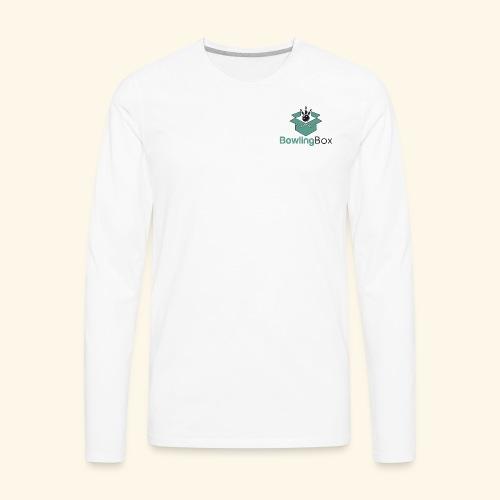 BowlingBox - Men's Premium Long Sleeve T-Shirt