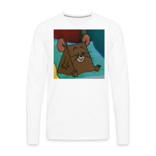 yabba my icing profile picture - Men's Premium Long Sleeve T-Shirt