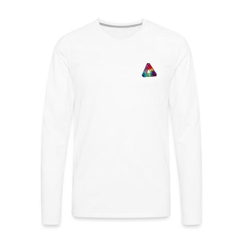 PARadox LOGO - Men's Premium Long Sleeve T-Shirt