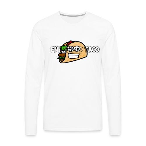 the even better mouse pad - Men's Premium Long Sleeve T-Shirt