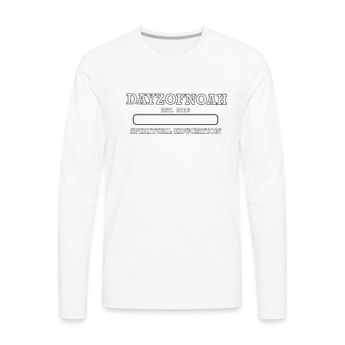 Gym Class Pack - Men's Premium Long Sleeve T-Shirt