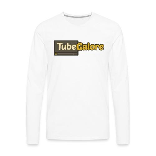 tubegalore_design - Men's Premium Long Sleeve T-Shirt