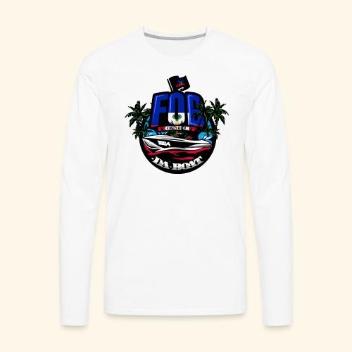 foblife - Men's Premium Long Sleeve T-Shirt