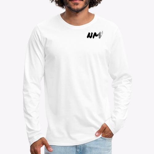NM Fade - Men's Premium Long Sleeve T-Shirt