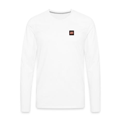 Nico on the Beat - Men's Premium Long Sleeve T-Shirt