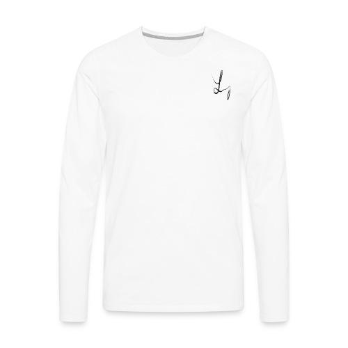 LIKI LULGJURAJ SIGNATURE DESIGN - Men's Premium Long Sleeve T-Shirt