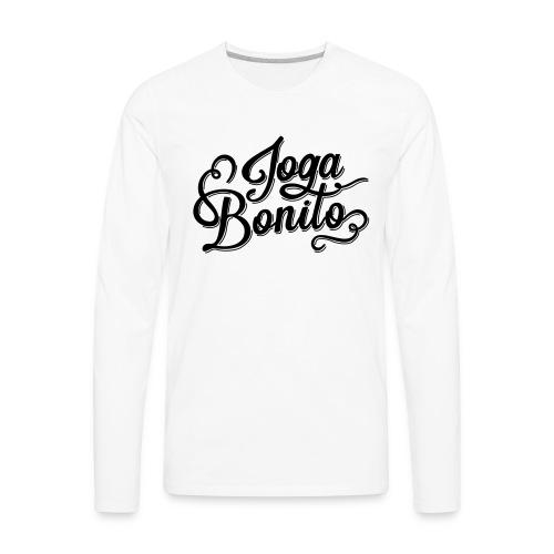 Joga Bonita Women's Tee - Men's Premium Long Sleeve T-Shirt