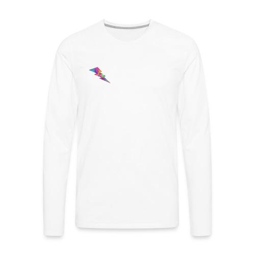 RocketBull X E - Men's Premium Long Sleeve T-Shirt