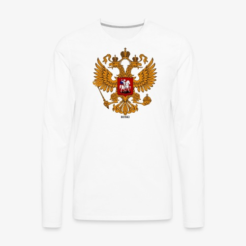 RUSKI - Men's Premium Long Sleeve T-Shirt