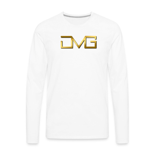 JMG Gold - Men's Premium Long Sleeve T-Shirt