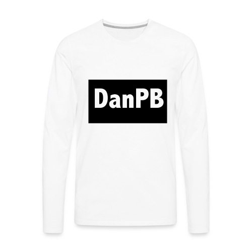 DanPB - Men's Premium Long Sleeve T-Shirt