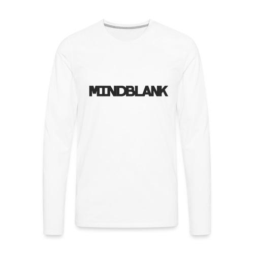 Mind Blank Sports - Men's Premium Long Sleeve T-Shirt