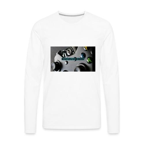 Gaming HD - Men's Premium Long Sleeve T-Shirt