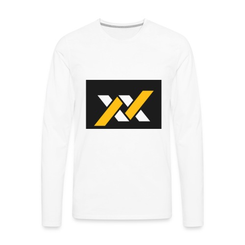 Xx gaming - Men's Premium Long Sleeve T-Shirt