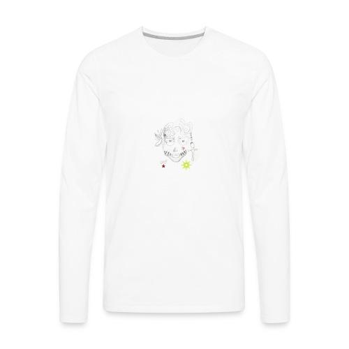 Wifey - Men's Premium Long Sleeve T-Shirt