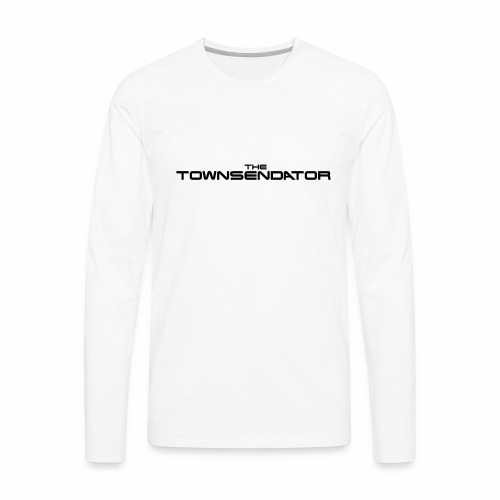 townsendator - Men's Premium Long Sleeve T-Shirt