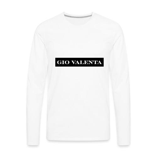 Gio Valenta - Men's Premium Long Sleeve T-Shirt